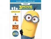 64% off Despicable Me 3-Movie Collection (Blu-ray + DVD + Digital)