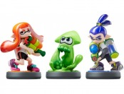 57% off Nintendo amiibo Figures (Splatoon Series)