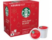23% off Starbucks Holiday Blend (16-Pack)