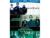 47% off The Matrix/Reloaded/Revolutions (Blu-ray)