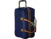73% off Tommy Hilfiger Wheeled City Bag (Navy) Luggage