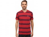 71% off U.S. POLO ASSN. Balanced Striped V-Neck T-Shirt