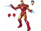 "70% off Marvel Legends Series 12"" Iron Man"