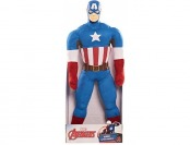 57% off Marvel Avengers Deluxe Jumbo Captain America Figure