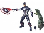 "52% off Marvel 6"" Legends Series Secret War Captain America"