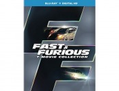 53% off Fast & Furious 7-Movie Collection (Blu-ray + Digital HD)