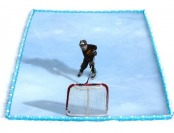 72% off Rave Sports Inflatable Ice Rink Kit