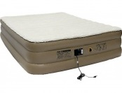 65% off Coleman AirPlush Elite Pillow Top Air Mattress - Queen