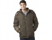 75% off Outdoor Life Men's Hooded Puffer Jacket