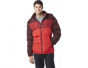75% off Outdoor Life Hooded Men's Puffer Jacket