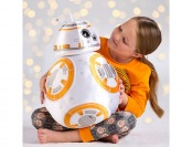 50% off Star Wars: The Force Awakens BB-8 Plush Toy