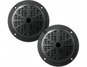 "70% off Pyle PLMR41B Dual 4.0"" Waterproof Marine Speakers (Pair)"
