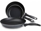 "50% off T-fal Nonstick Omelette Pan Set 8"", 9.5"" and 11"""