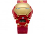 25% off BulbBotz Iron Man Quartz Wristwatch