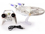$75 off Air Hogs Star Trek U.S.S Enterprise NCC-1701-A RC Drone
