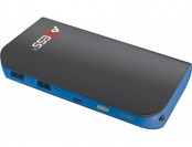 61% off Axess 13,200mAh Dual USB Power Bank