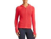70% off Athleta Womens Outlands Hoodie Cardigan