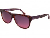 75% off Diesel Women's Square Tortoise Sunglasses