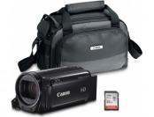 $100 off Canon VIXIA HF R700 Camcorder Bundle (black)