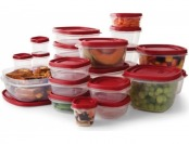 53% off Rubbermaid Easy Find Lids Food Storage Set - 50 pc.
