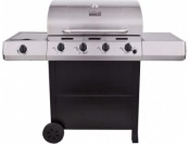 $40 off Char-Broil Classic 480 4 Burner Gas Grill with Side Burner