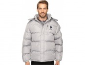 75% off U.S. POLO ASSN. Classic Short Bubble Fleece Jacket