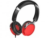 78% off Sentey LS-4232 Phaint Red Headphones with Microphone