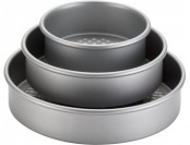 75% off Cake Boss Professional Round Cake Pans (3-Count)