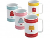 76% off Cake Boss 12-Oz Mugs (4-Count)