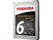 "$90 off Toshiba X300 6TB Desktop 3.5"" 7200rpm Internal Hard Drive"