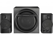 36% off Insignia 2.1 Bluetooth Speaker System (3-Piece)