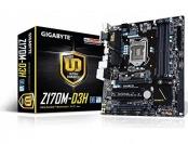 $15 off Gigabyte LGA1151 Intel Z170 Micro ATX DDR4 Motherboard