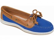 65% off Sperry Women's Firefish Nubby Canvas Boat Shoe