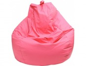 77% off Gold Medal Bean Bag Chair - Pink