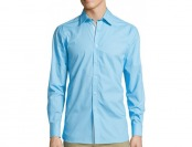 85% off International Report Button-Front Men's Shirt