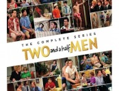 72% off Two and a Half Men: The Complete Series (DVD)