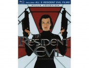 67% off The Resident Evil Collection [5 Discs] (Blu-ray)