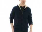 81% off St. John's Bay Fleece Mockneck Jacket