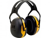 38% off 3M Peltor X-Series Over-the-Head Earmuffs, NRR 24 dB