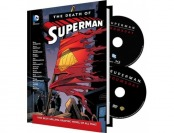 44% off Superman: Doomsday (Blu-ray) w/ Death of Superman