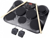 78% off Pyle-Pro PTED01 Electronic Table Top Digital Drum Kit