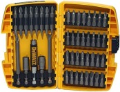 36% off DeWalt 45 pc Screwdriving Bit Set w/ Case