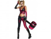 78% off Batman Arkham City Sexy Harley Quinn Costume and Mallet