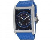 90% off Swiss Legend Limousine Blue Silicone Watch