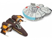 54% off Star Wars Episode VII Vehicle Plush Toys