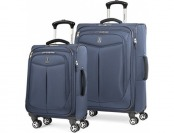 80% off Travelpro Inflight 2 Piece Spinner Luggage Set
