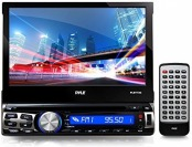 "75% off Pyle PLBT73G Bluetooth 7"" GPS Navigation Headunit Receiver"