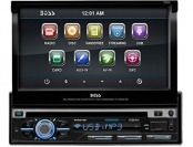 "69% off BOSS AUDIO 7"" Motorized Touchscreen DVD Player Receiver"