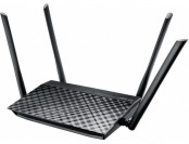 33% off ASUS Dual-Band Wireless-AC1200 Router 4x 5dBi Antennas