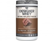 57% off Designer Whey Protein Supplement, Chocolate
